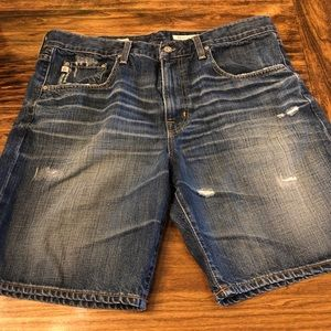AG Ex-Boyfriend Shorts